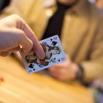 Value of the Indecision Principle in better Poker Gaming